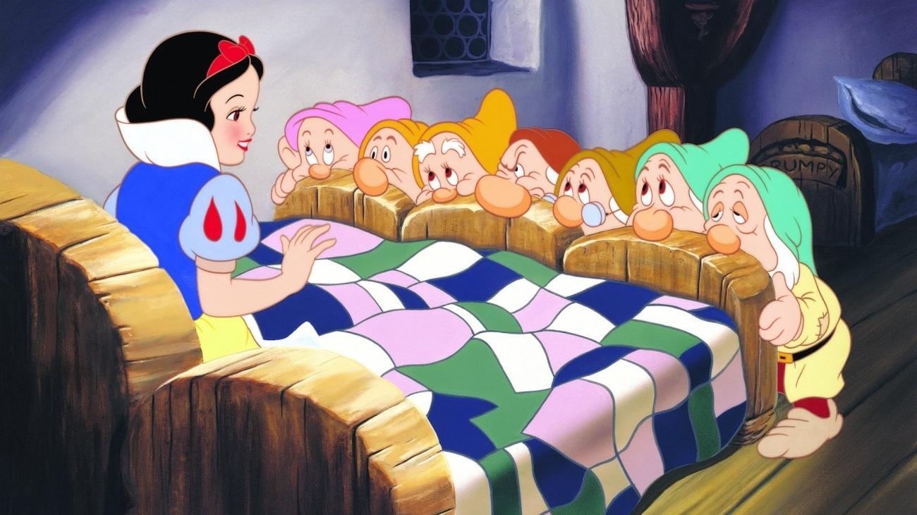 Snow White and the Seven Dwarfs - Alternate Ending : Alternate Ending