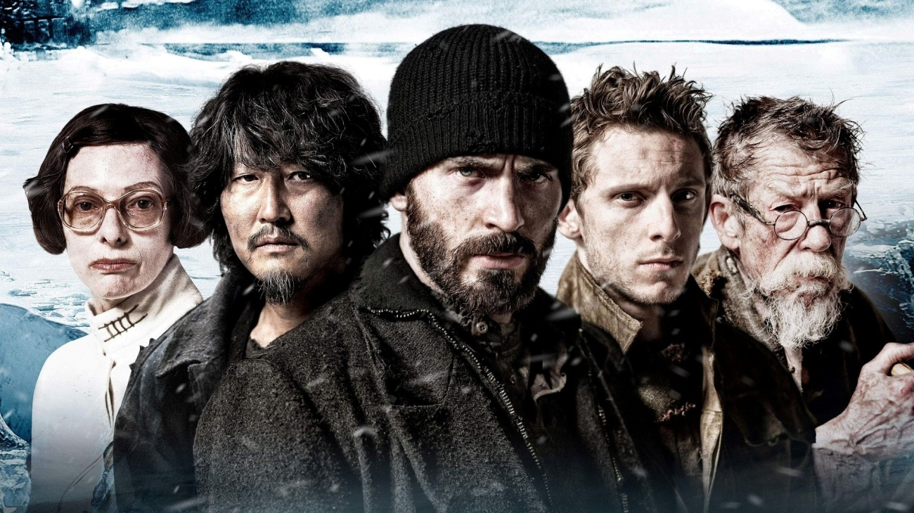Image result for snowpiercer (2013)