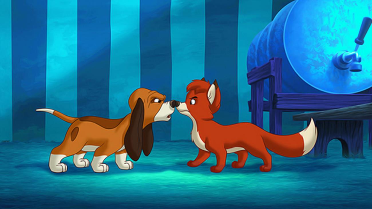 the fox and the hound 2 alternate ending alternate ending