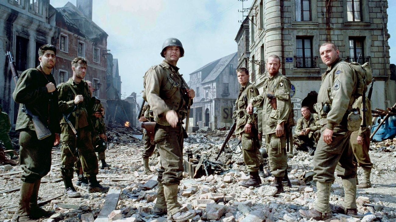Saving Private Ryan (1998) - Alternate Ending : Alternate ...