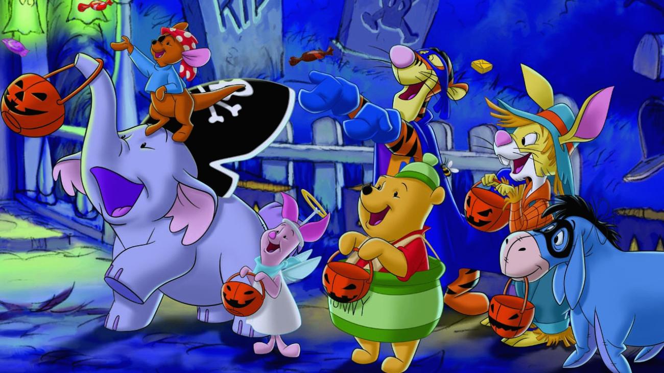 poohs heffalump halloween movie - Winnie The Pooh Heffalump Halloween