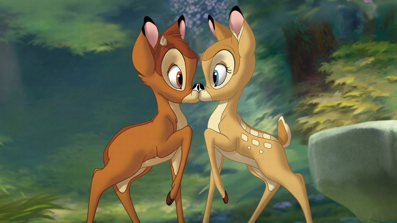 Selmer recommend best of bambi famous cartoon xxx
