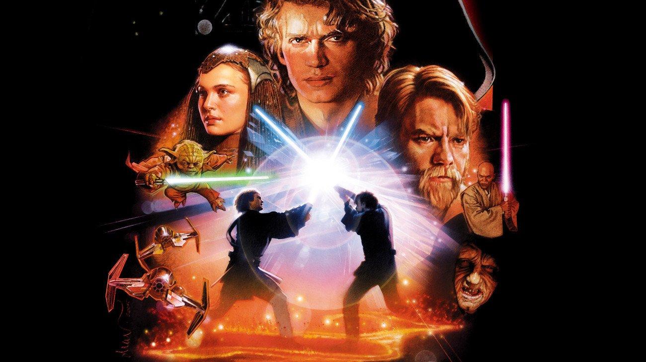 Star Wars Episode Iii Revenge Of The Sith 2003 Alternate