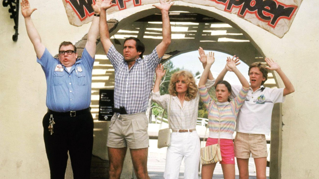 Image result for 1983 vacation ending