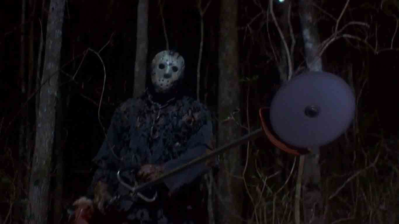 Friday the 13th, Part VII: The New Blood backdrop