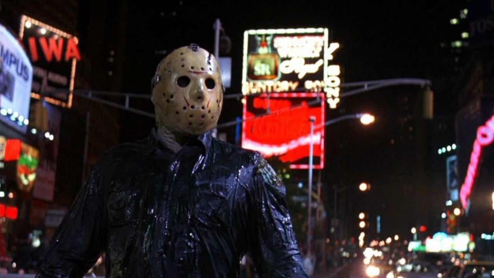Friday the 13th, Part VIII: Jason Takes Manhattan (1989) - Movie Review :  Alternate Ending