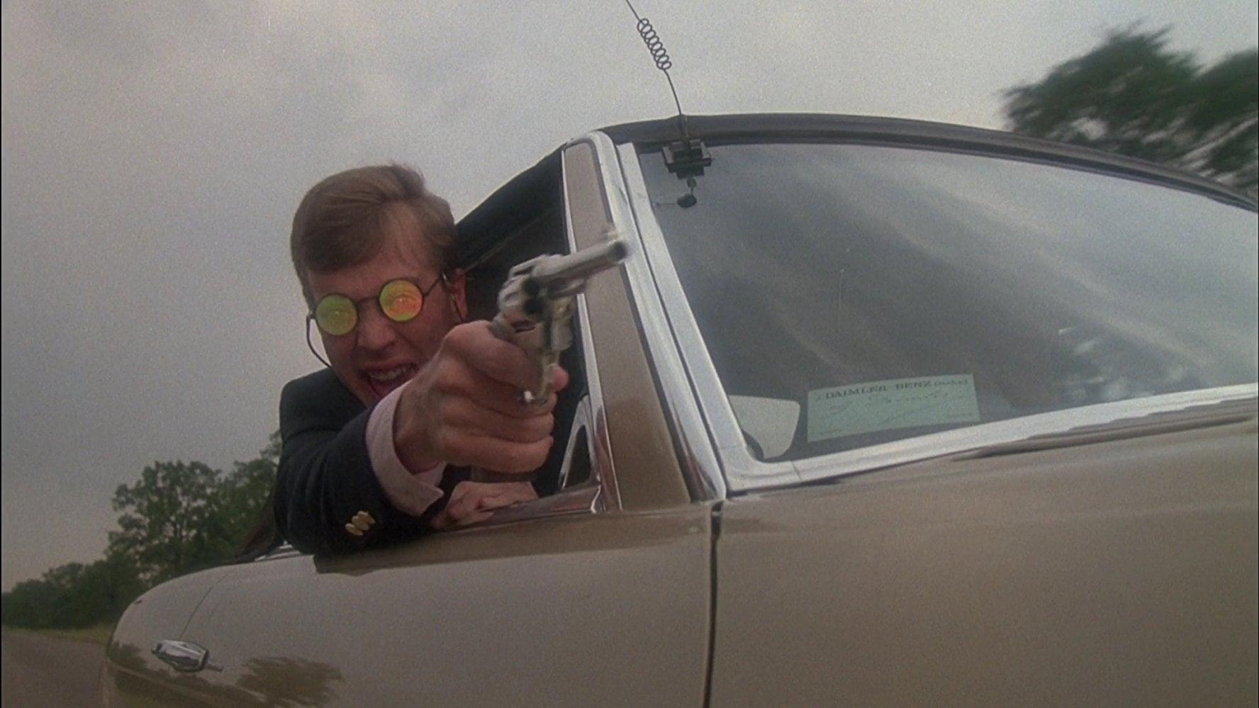 The Texas Chainsaw Massacre 2 backdrop