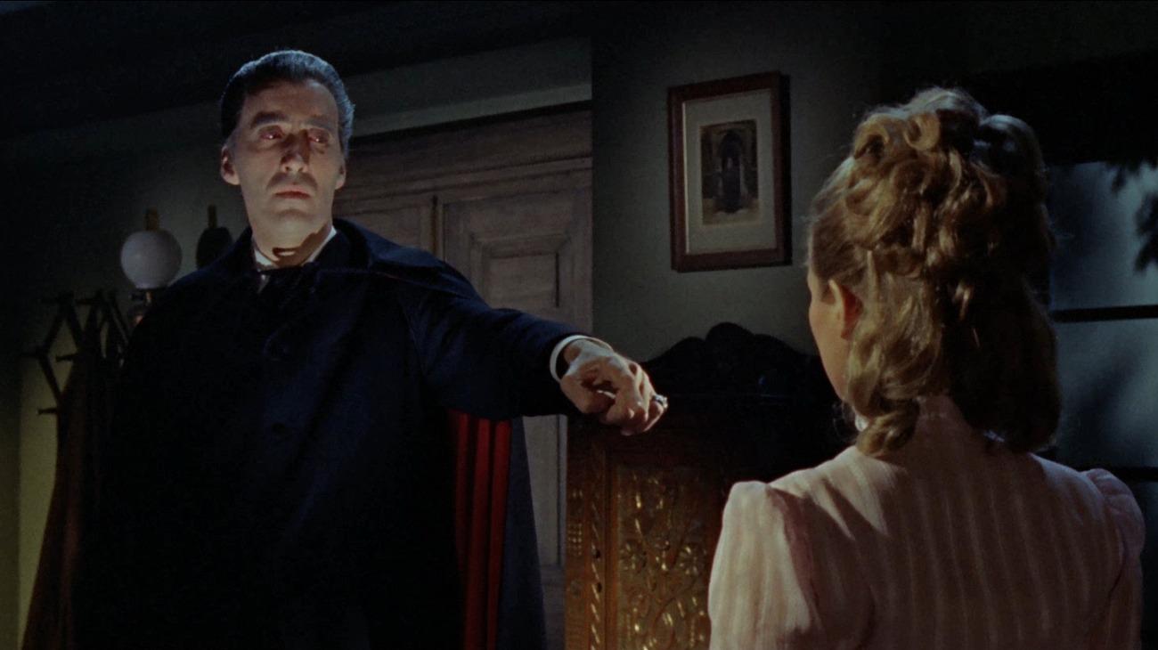 Dracula: Prince of Darkness backdrop