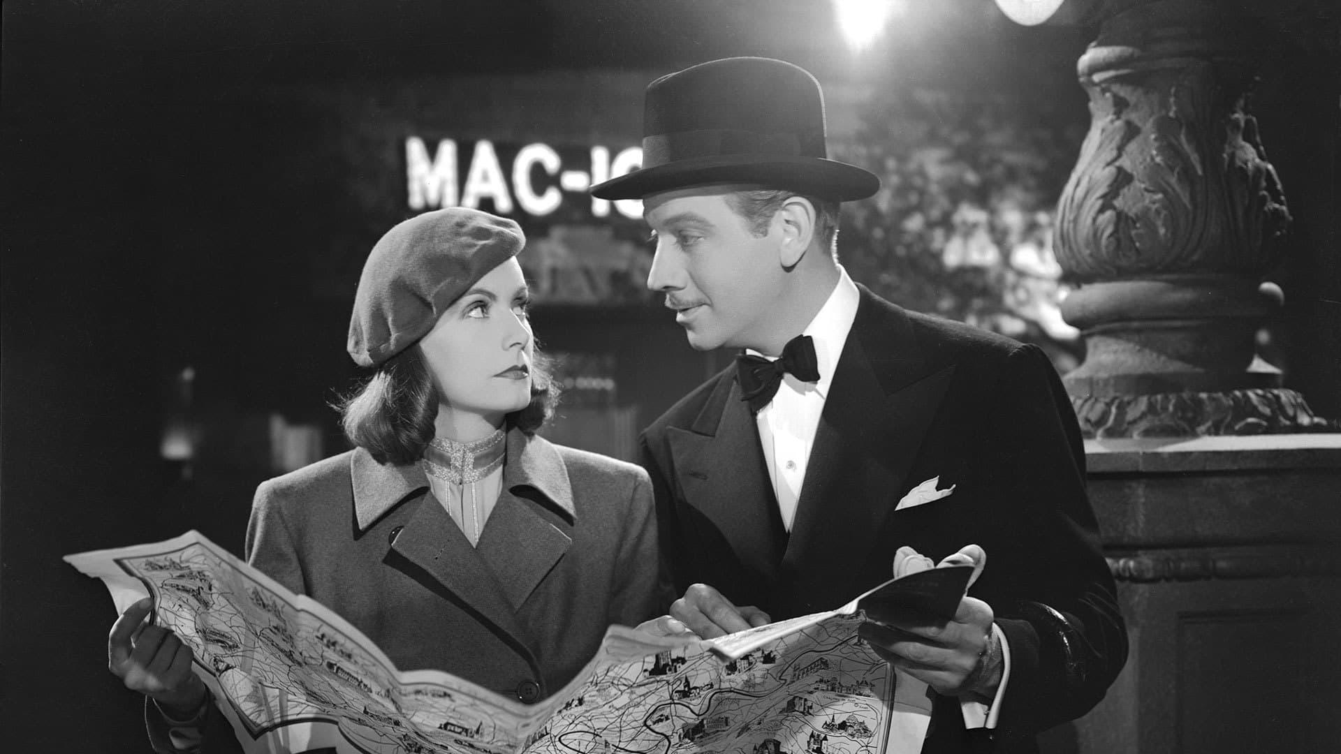 Ninotchka backdrop