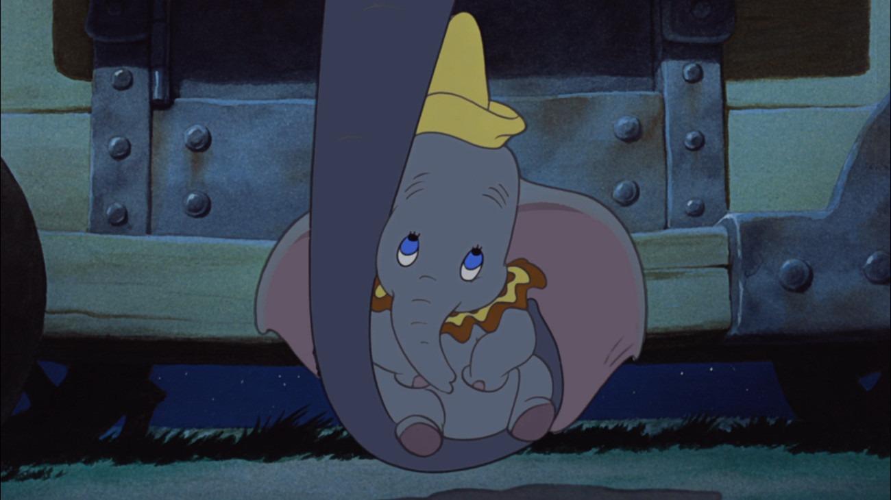 Dumbo backdrop