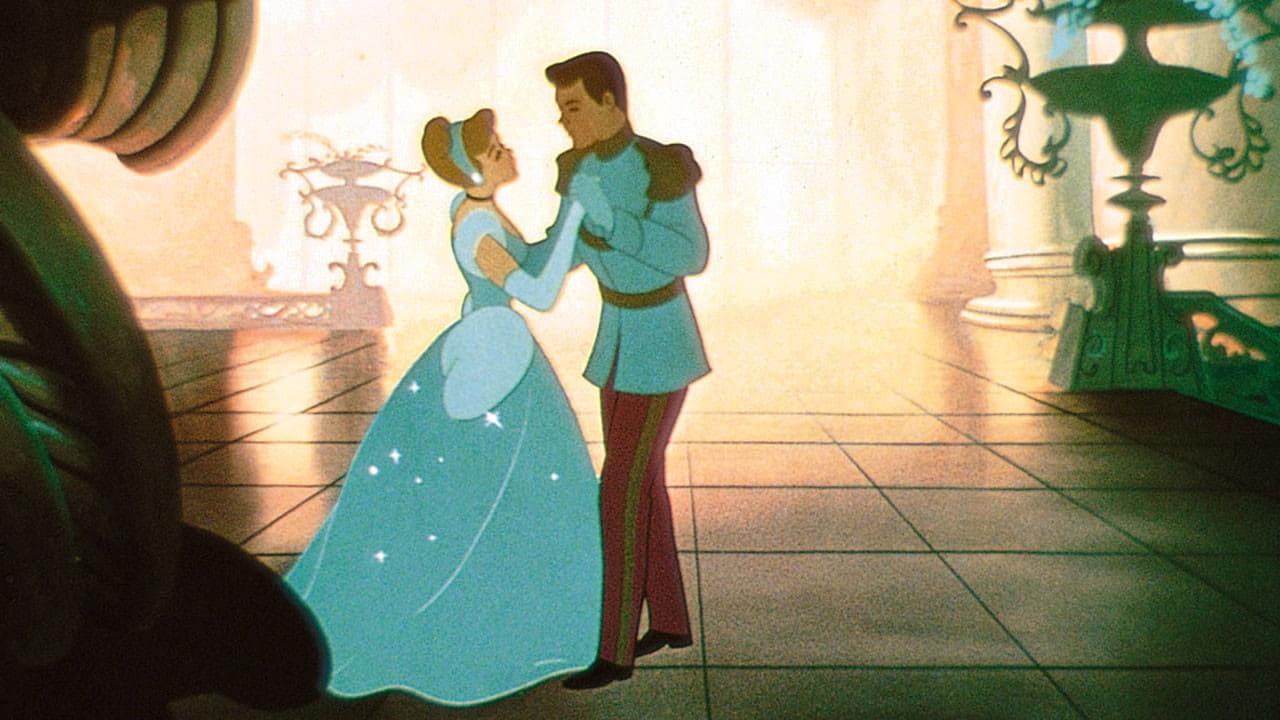 Cinderella backdrop