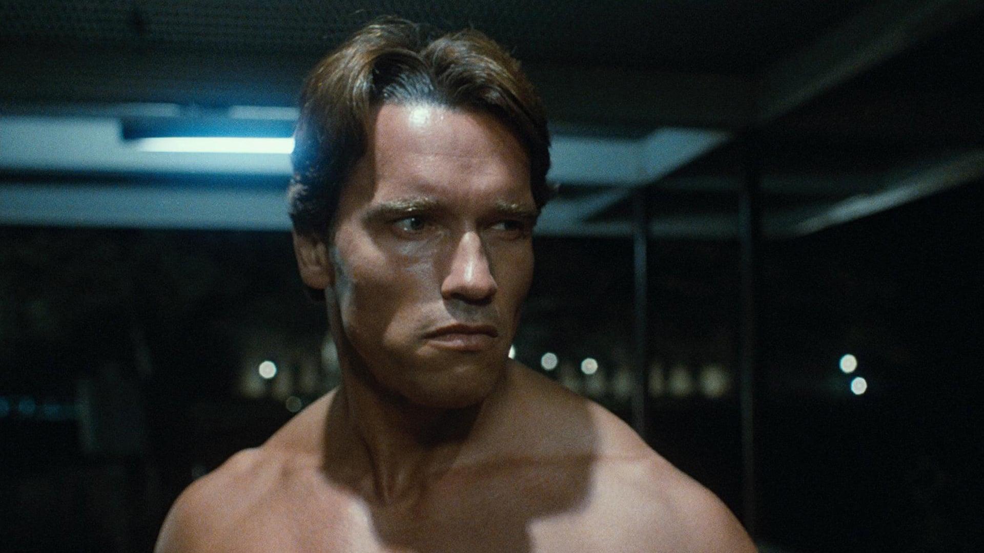 The Terminator backdrop