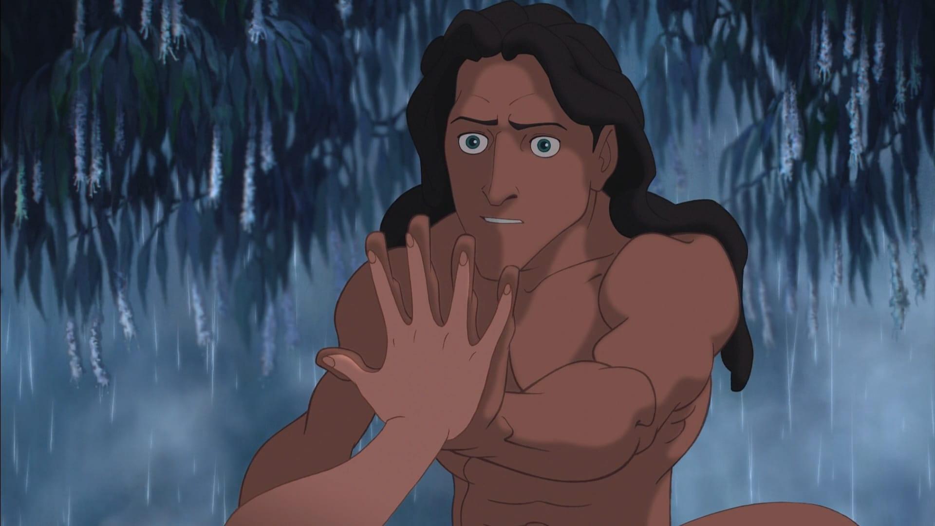 Tarzan backdrop