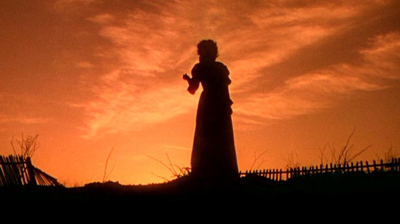 Gone with the Wind backdrop