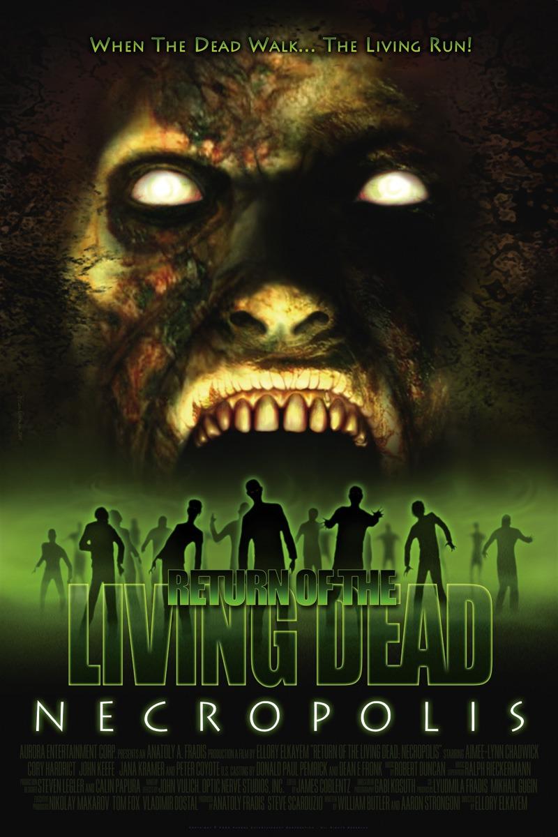 Return of the Living Dead: Necropolis poster