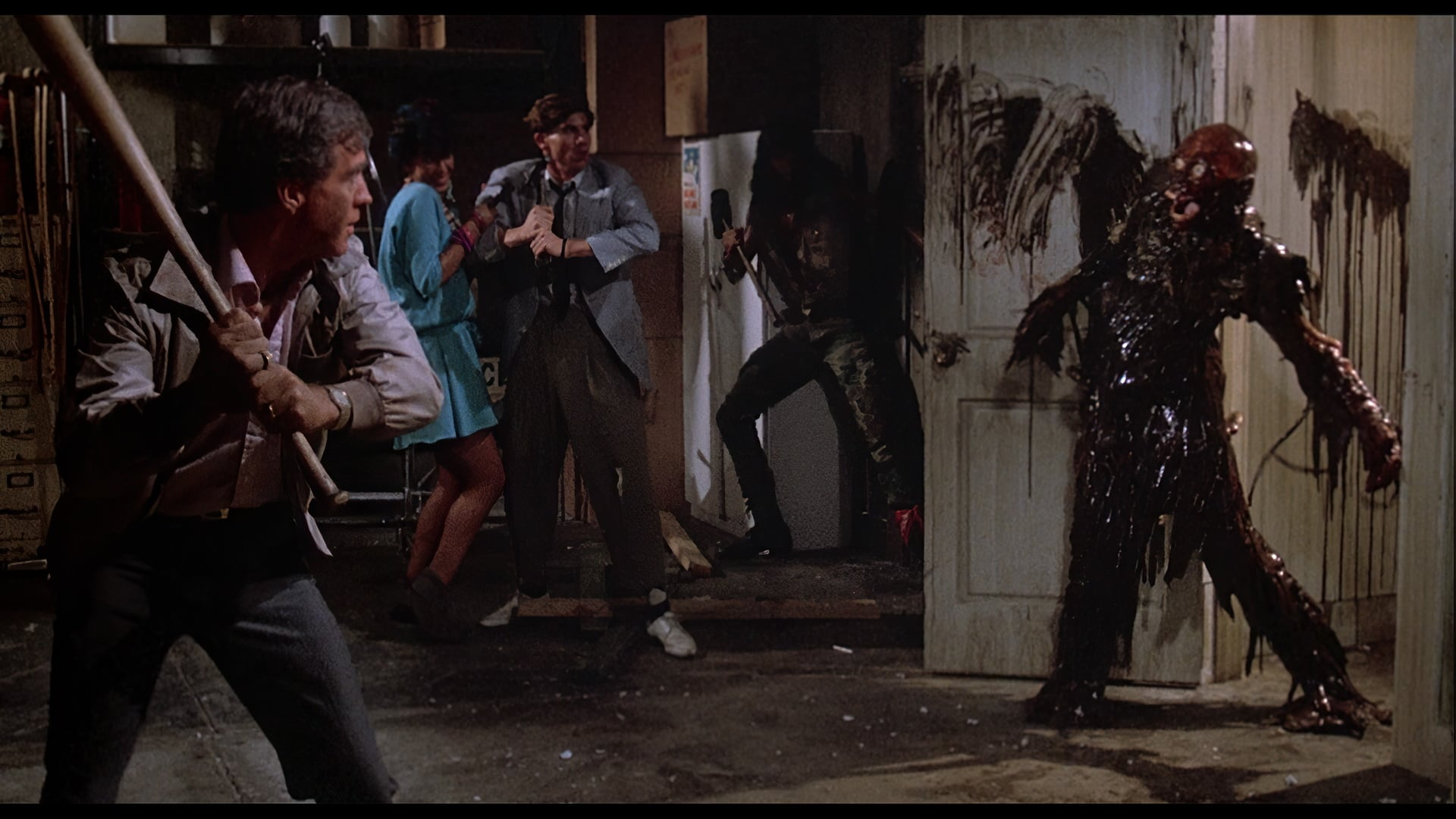 The Return of the Living Dead backdrop