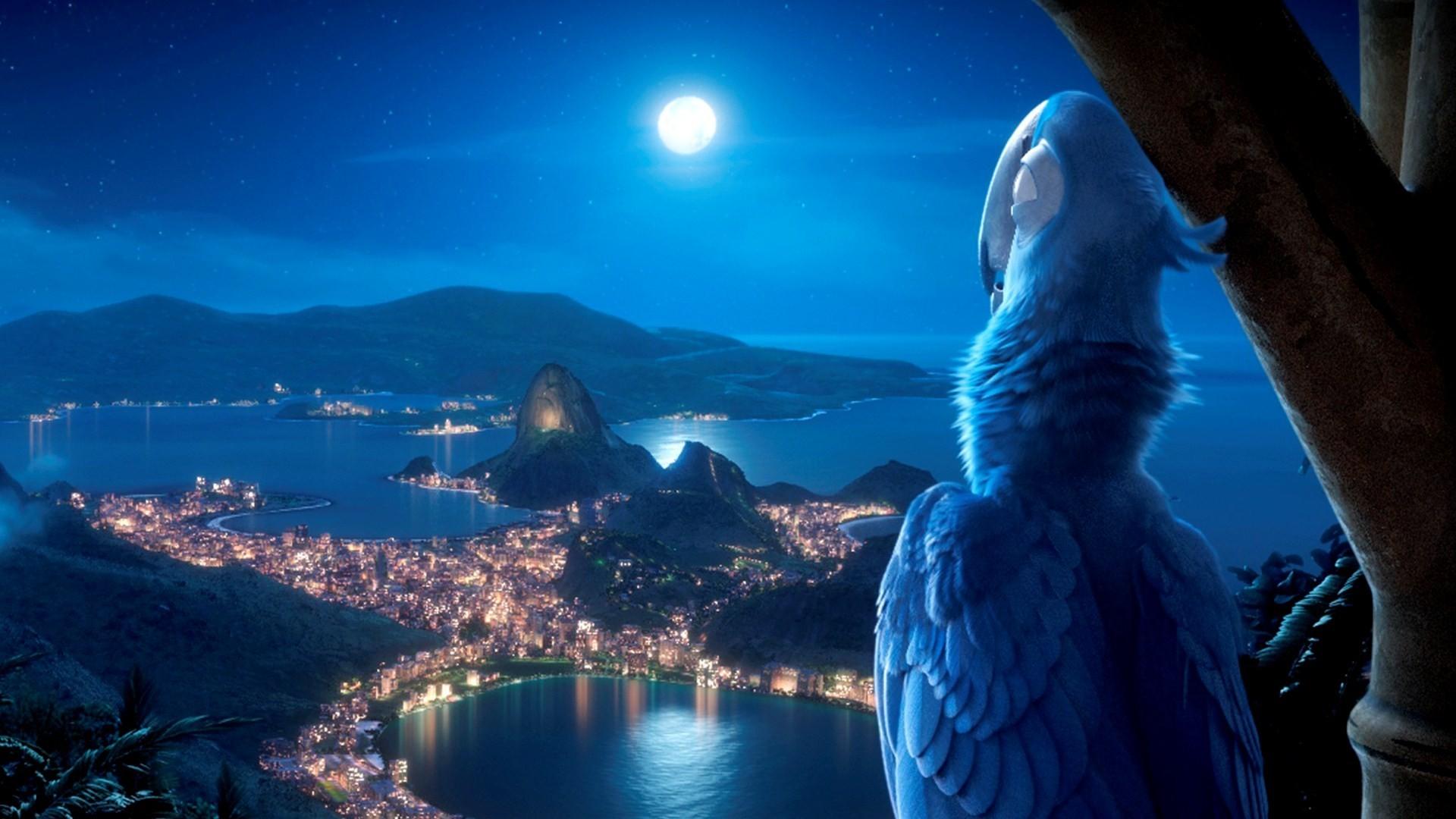 Rio backdrop