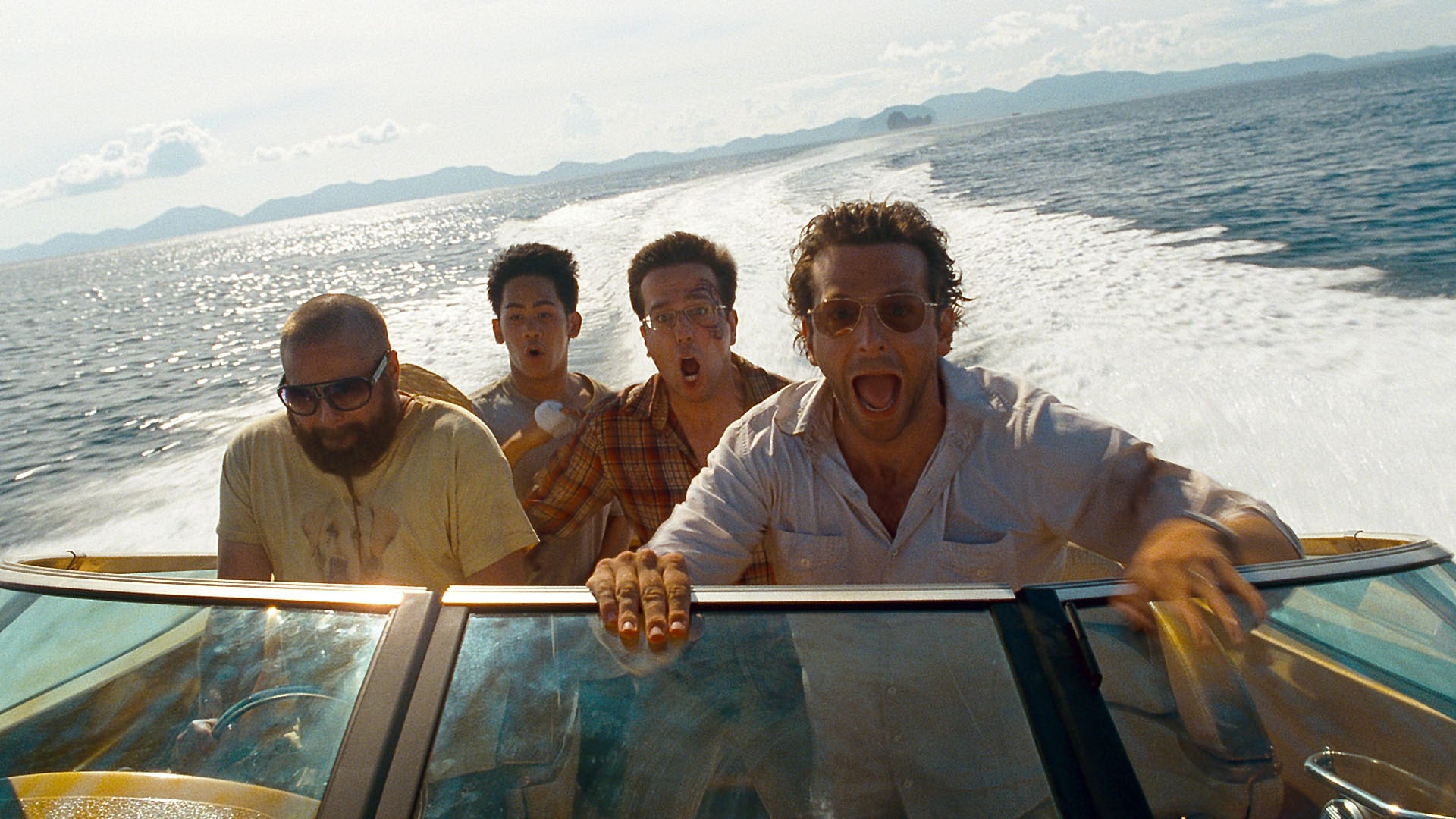 The Hangover Part Ii 2011 Movie Review Alternate Ending