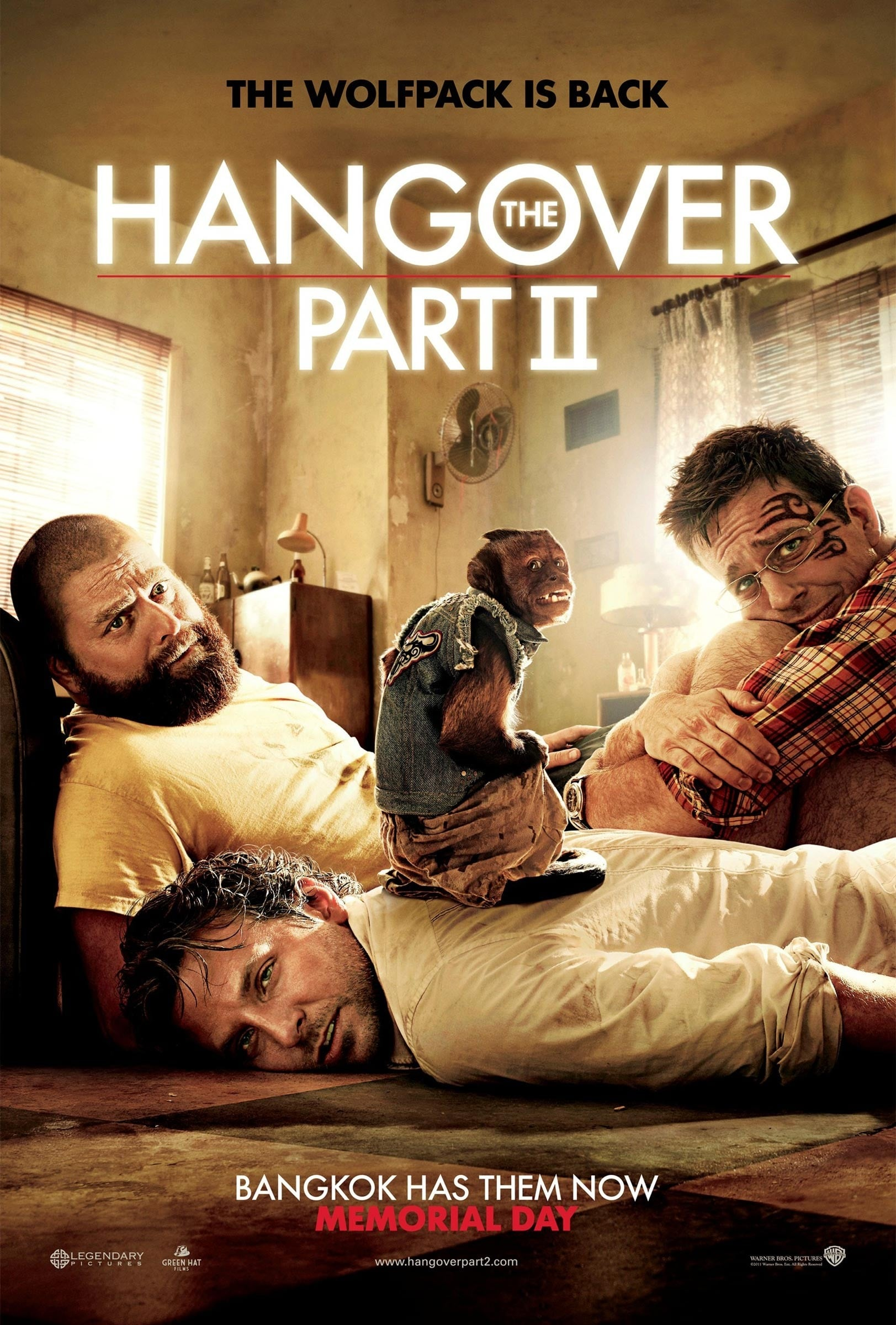 The Hangover, Part II poster