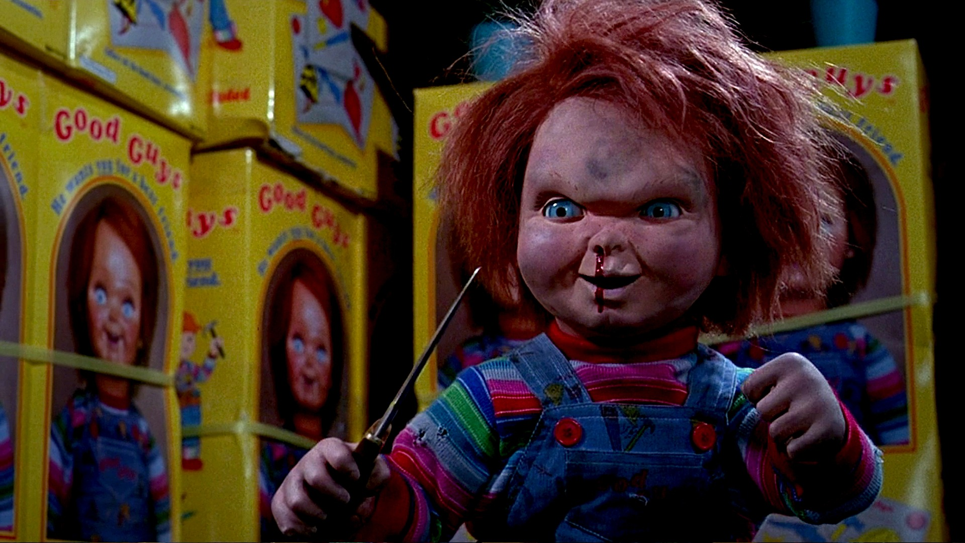 Child's Play 2 backdrop