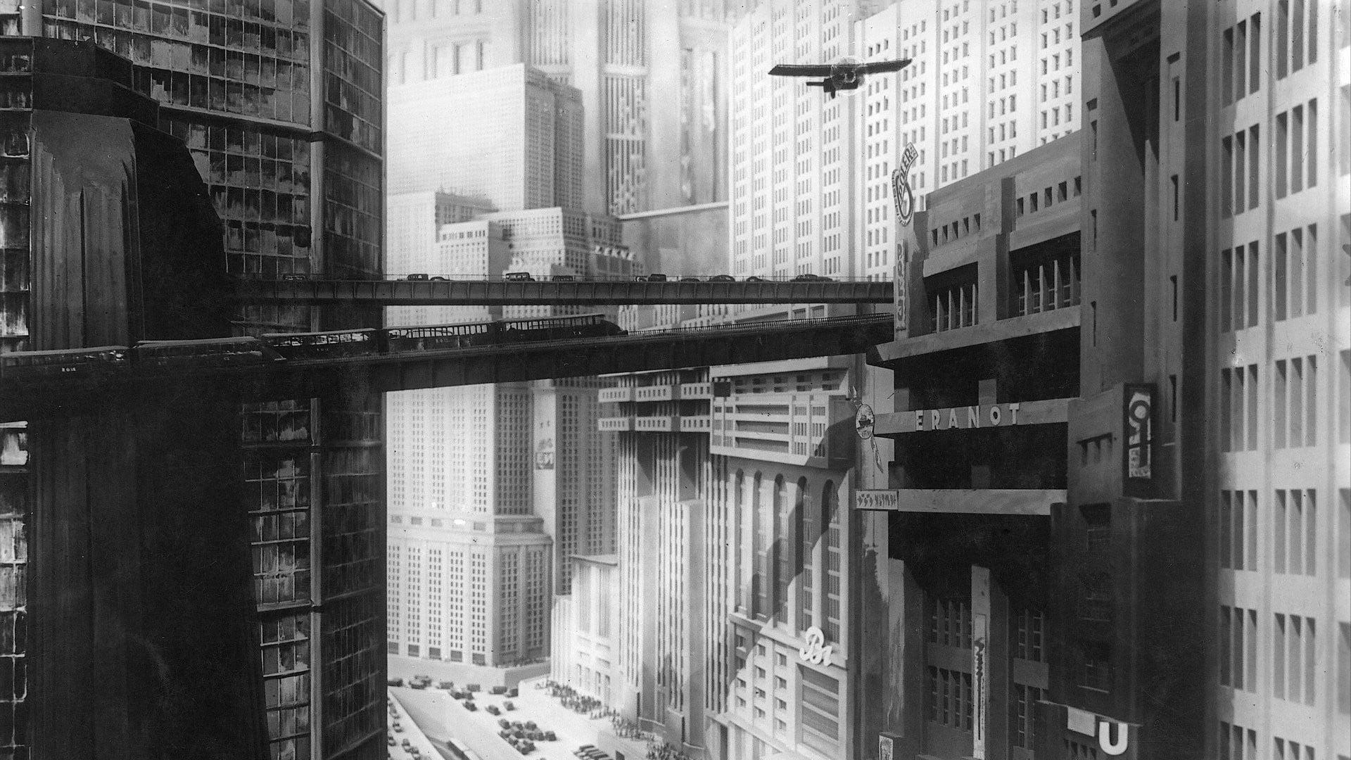 Metropolis backdrop