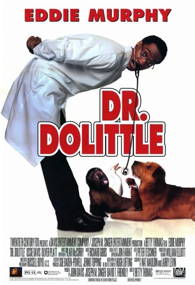 Dr. Dolittle poster