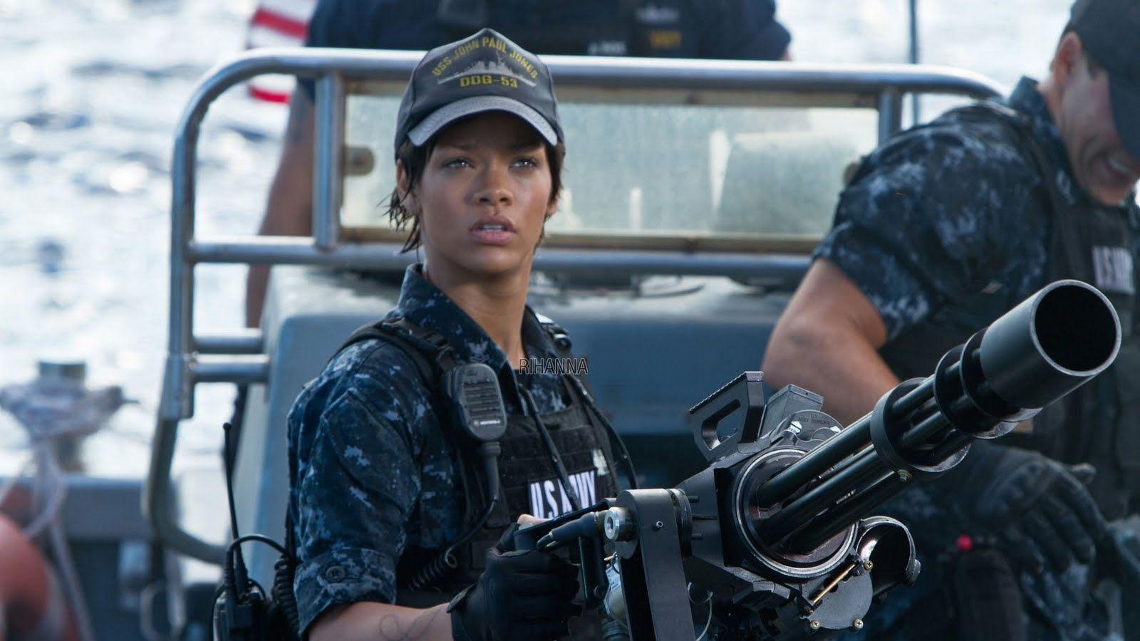 Battleship backdrop