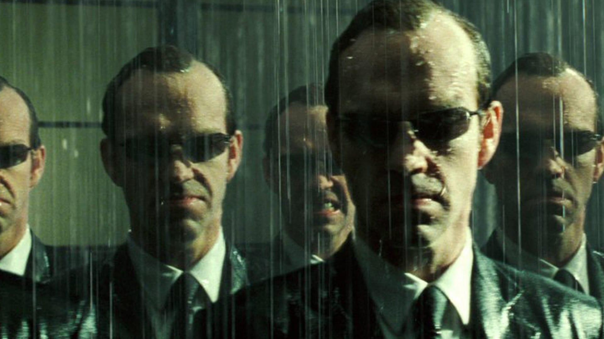 The Matrix Revolutions backdrop