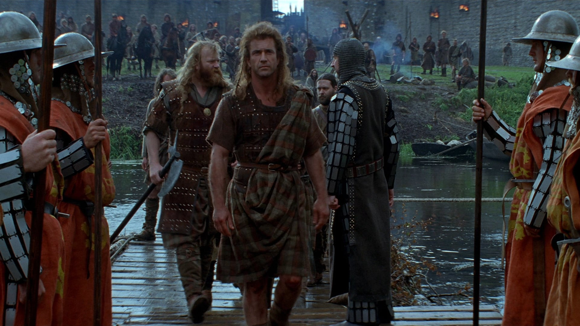 Braveheart backdrop