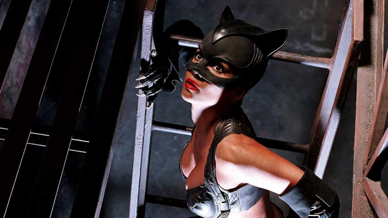 Catwoman backdrop