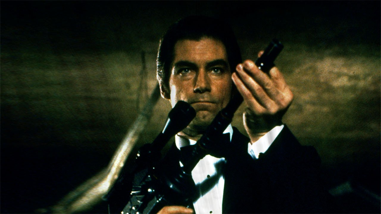 Licence to Kill backdrop