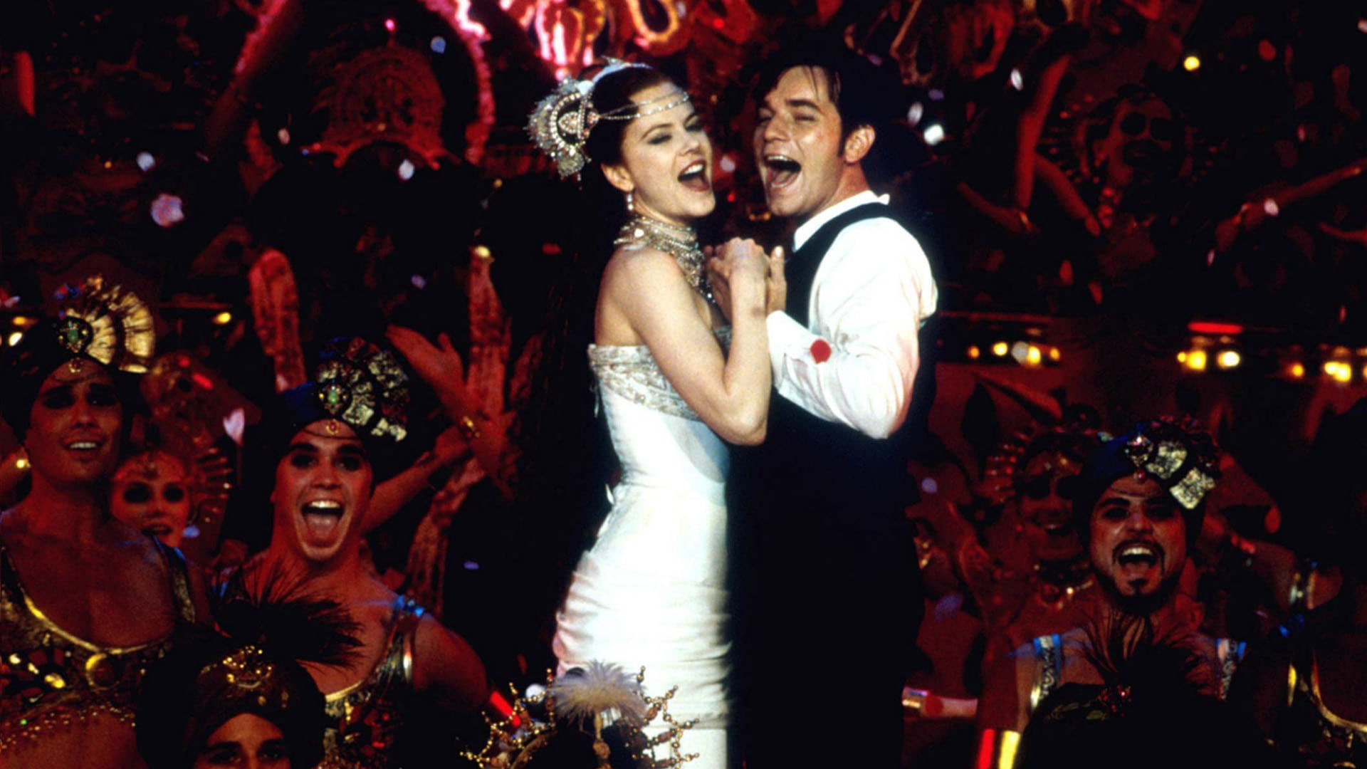 Moulin Rouge! backdrop