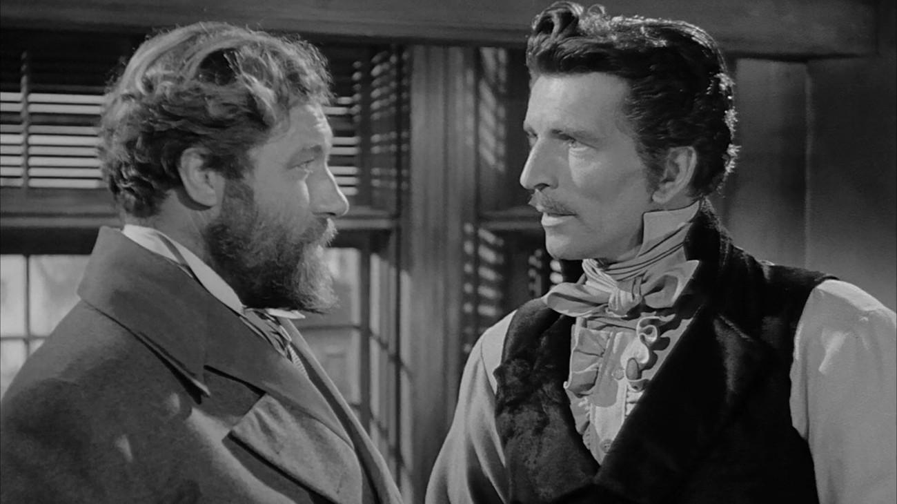 Les Miserables (1952) - Movie Review : Alternate Ending