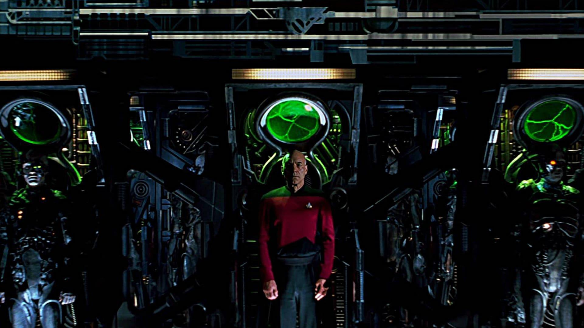 Star Trek: First Contact backdrop