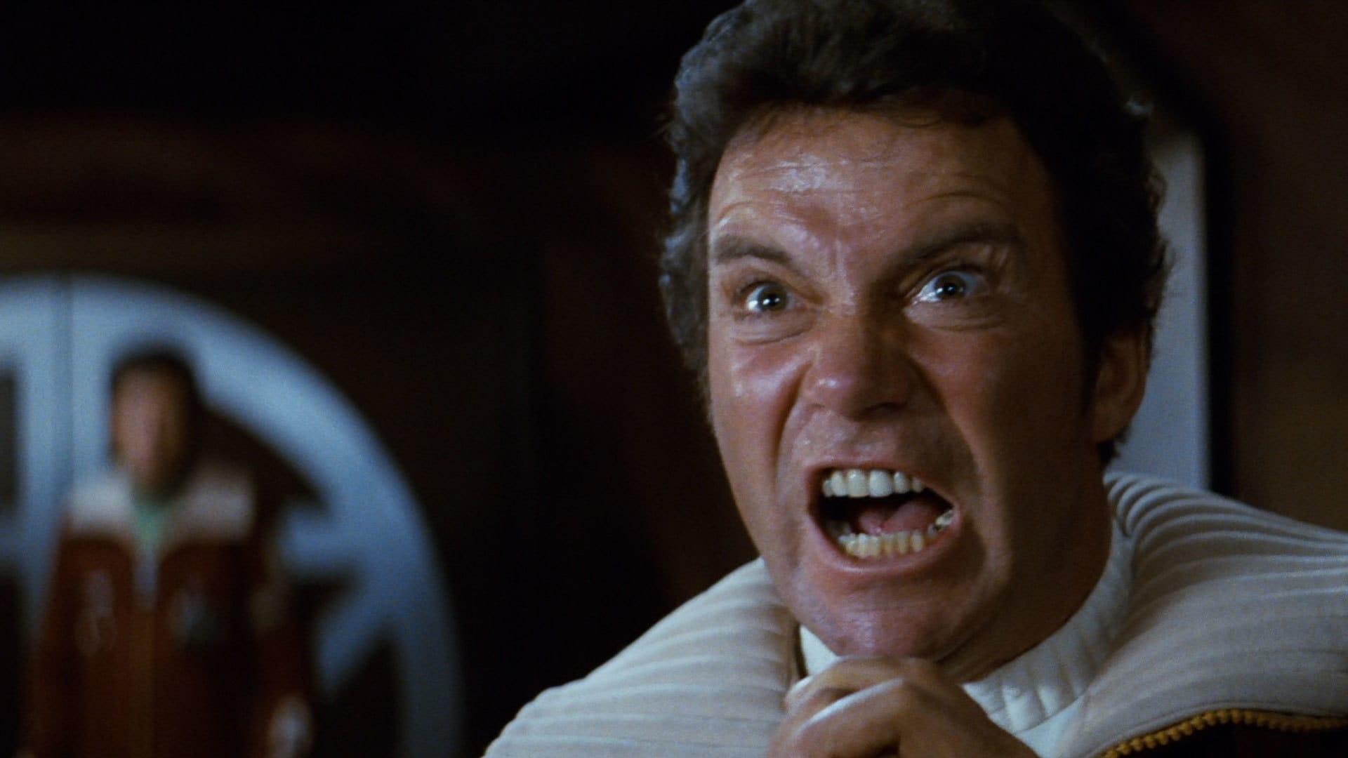 Star Trek II: The Wrath of Khan backdrop