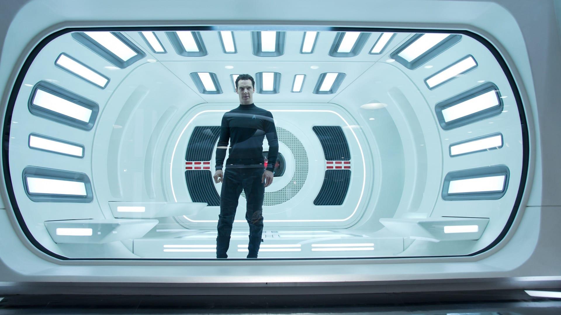 Star Trek Into Darkness backdrop
