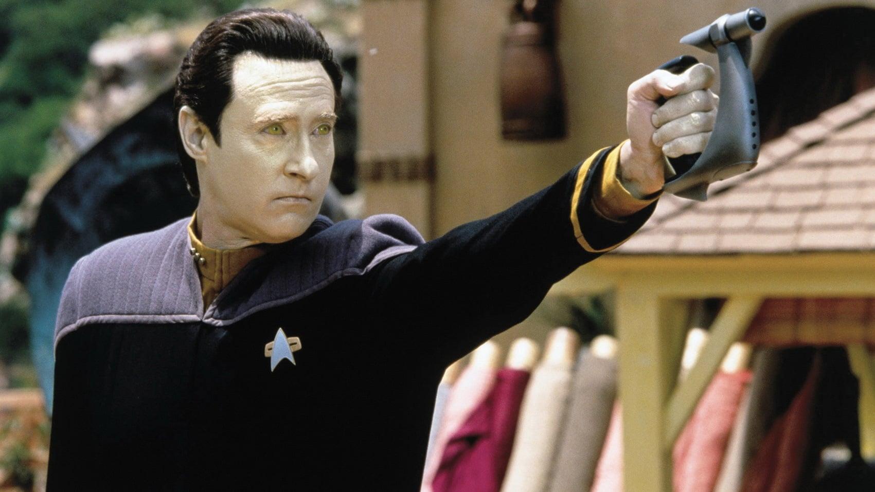 Star Trek: Insurrection backdrop