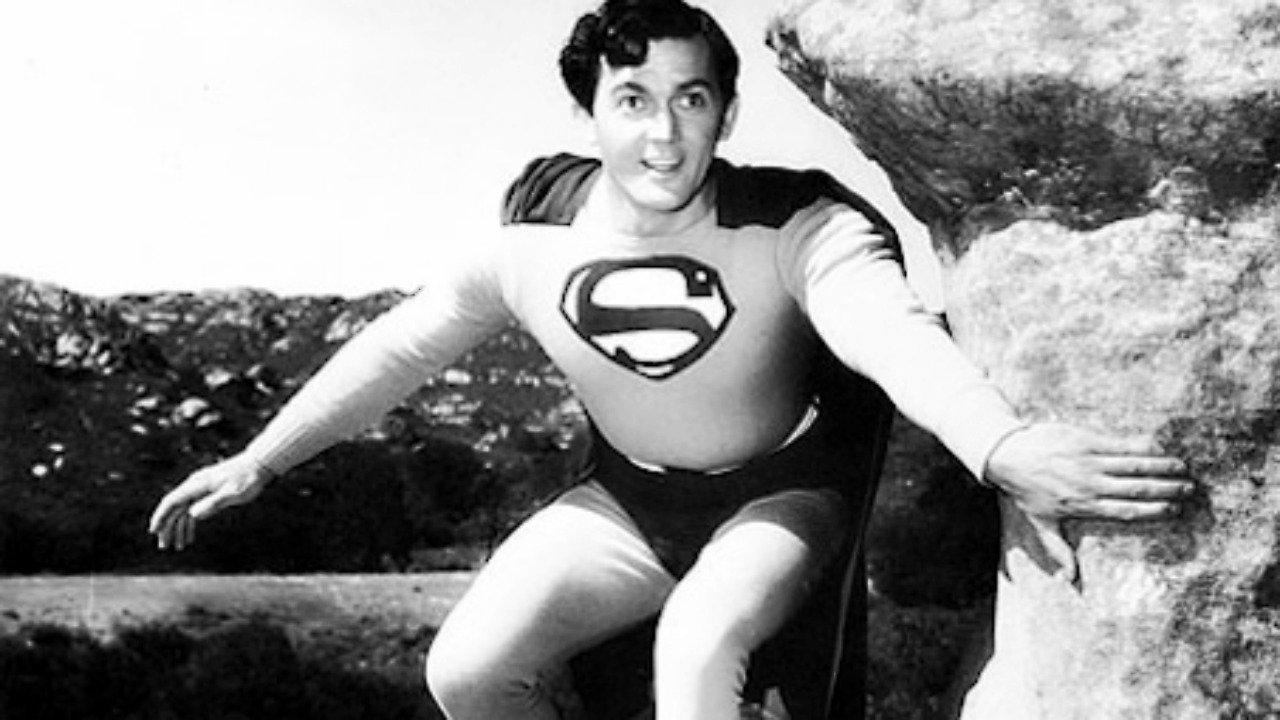 Superman backdrop