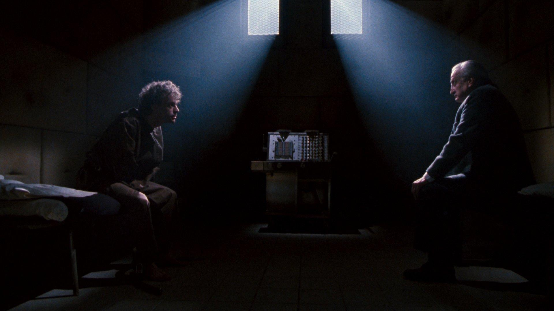 The Exorcist III backdrop