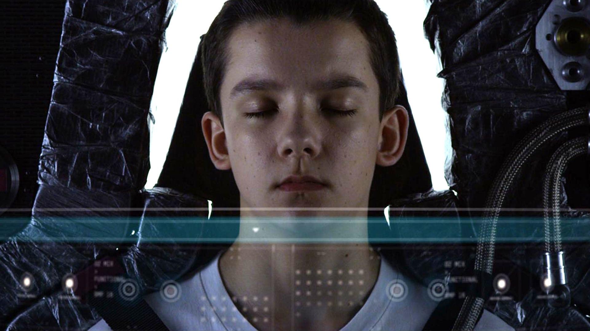 Ender's Game backdrop