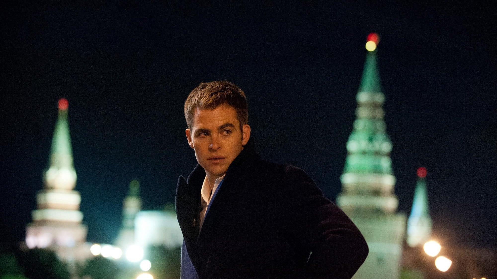 Jack Ryan: Shadow Recruit backdrop