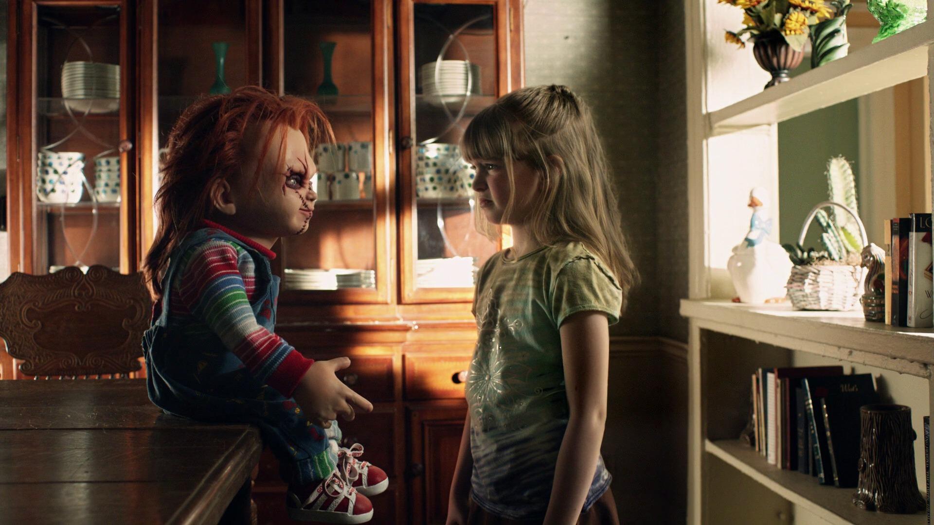 Curse of Chucky backdrop