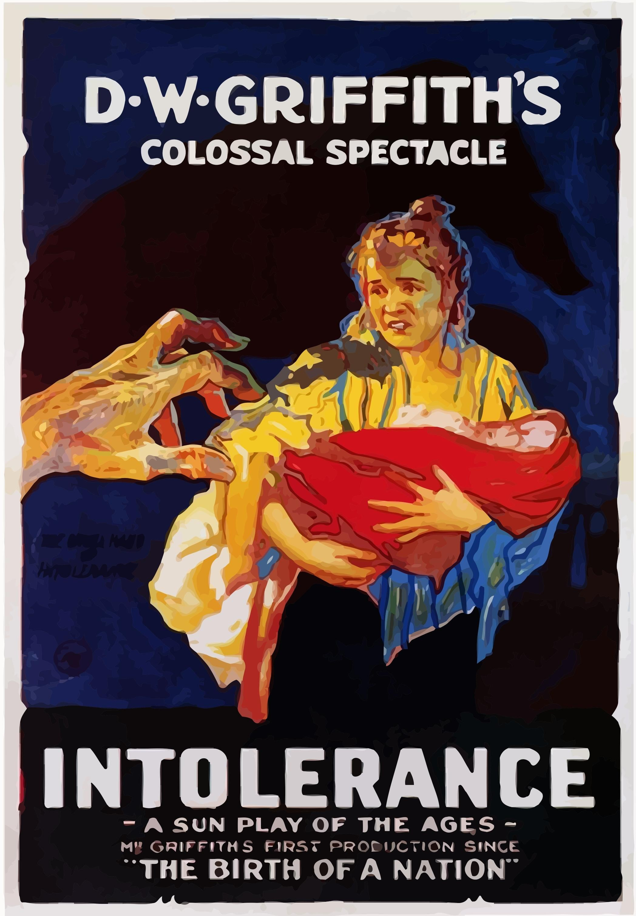 Intolerance: A Sun Play of the Ages poster