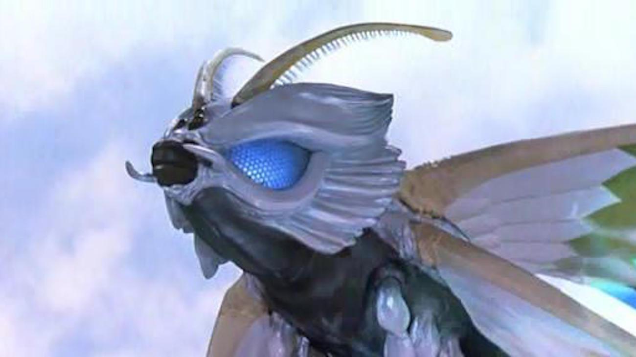 Rebirth of Mothra II backdrop
