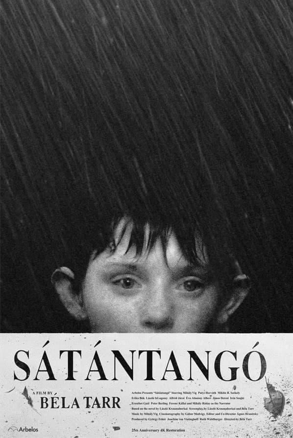 Satantano poster