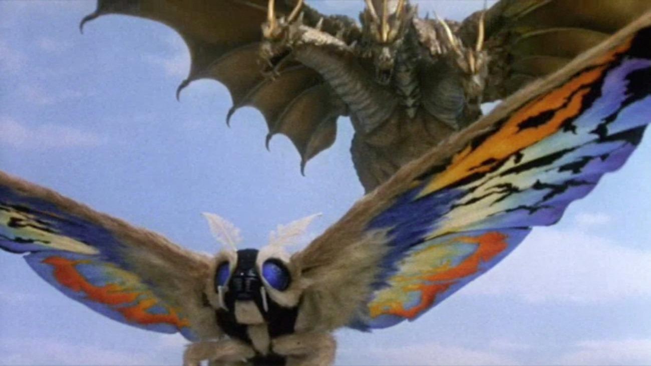 Rebirth of Mothra III backdrop