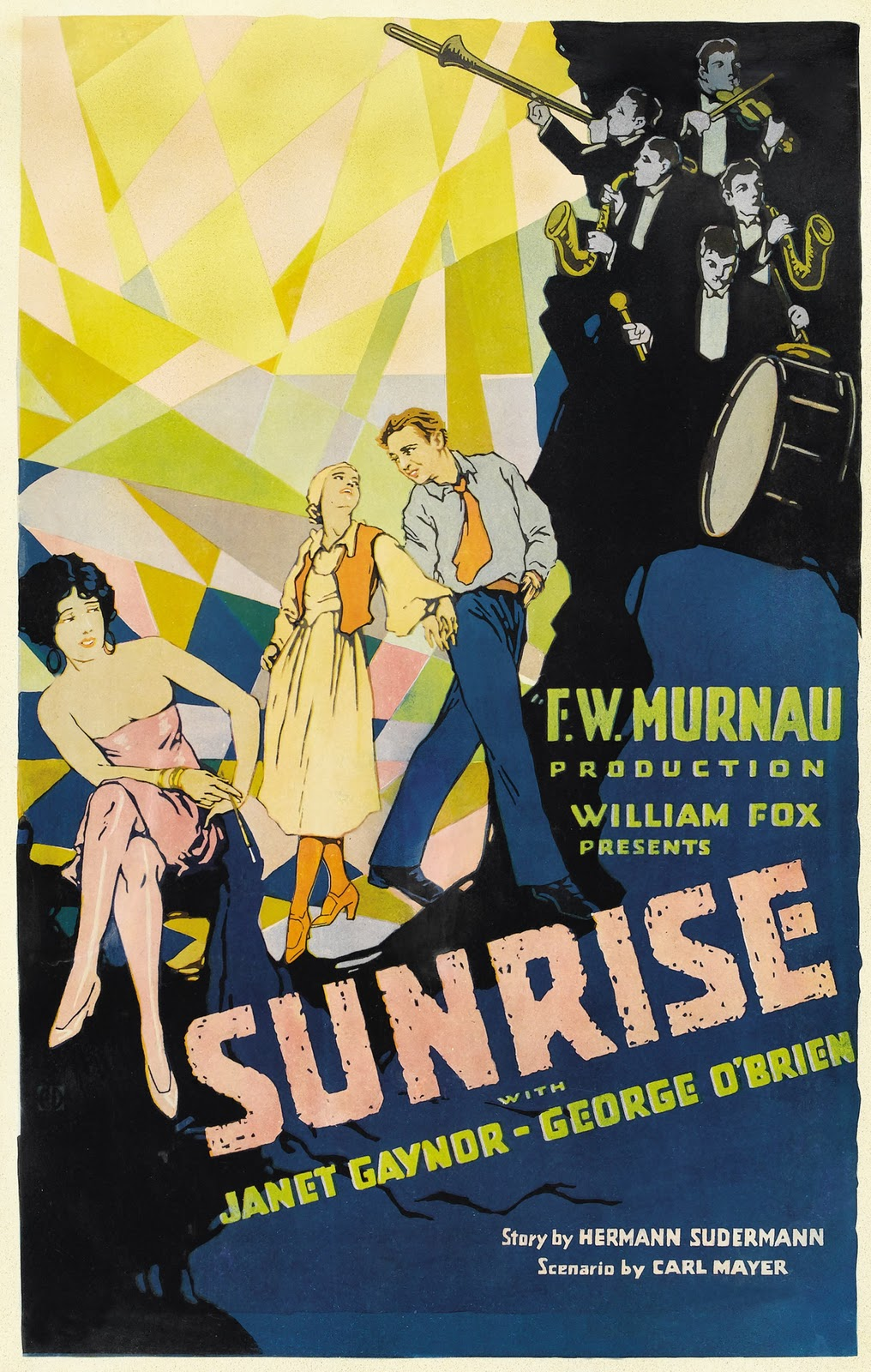 Sunrise: A Song of Two Humans poster
