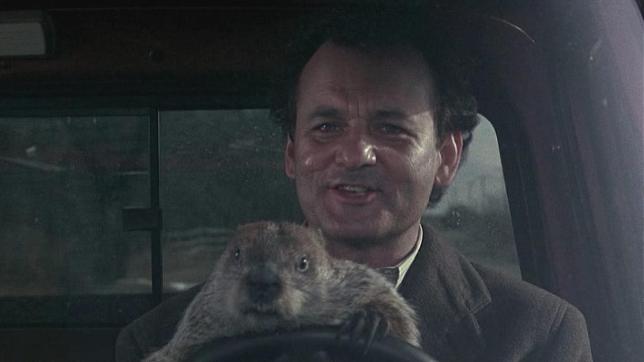 Groundhog Day Movie Quotes Groundhog Day 1993  Alternate Ending  Alternate Ending