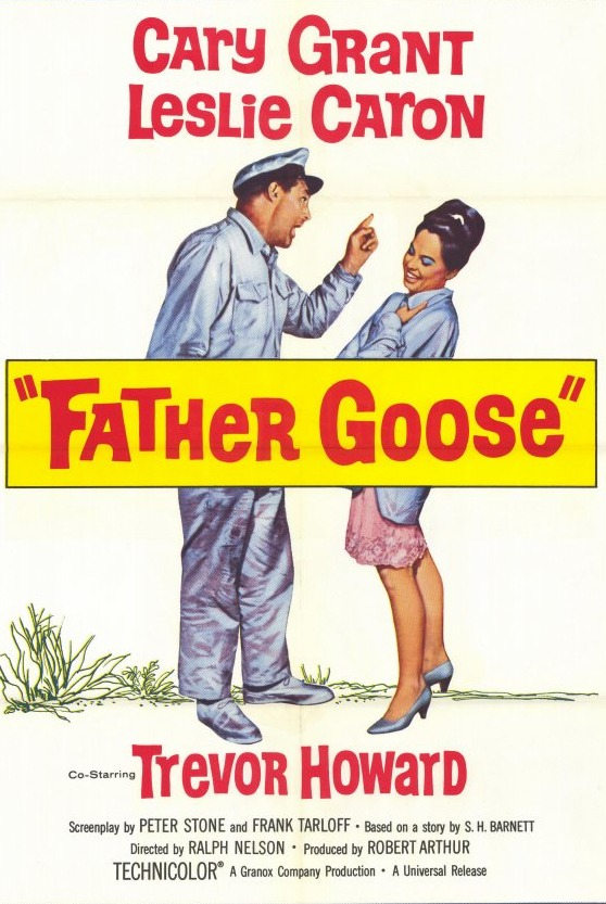 Father Goose poster