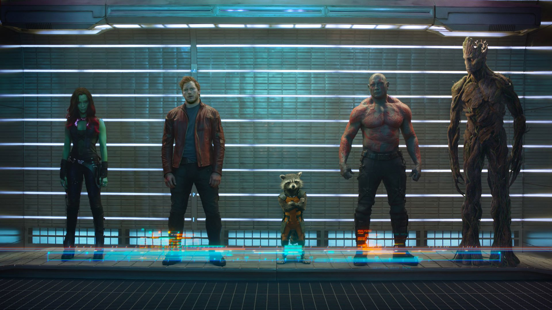 Guardians of the Galaxy backdrop